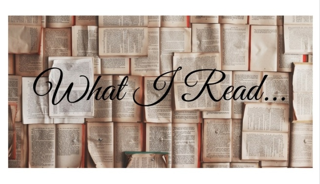 what-i-read