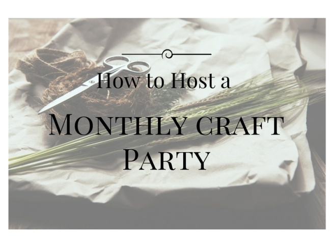craft-party-title-page